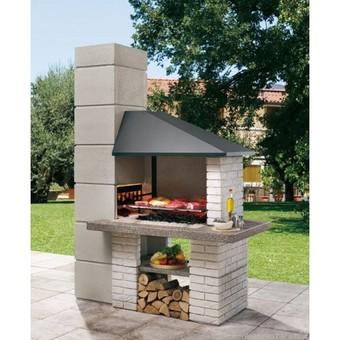 Forni e barbeque il caminetto for Barbecue oslo palazzetti